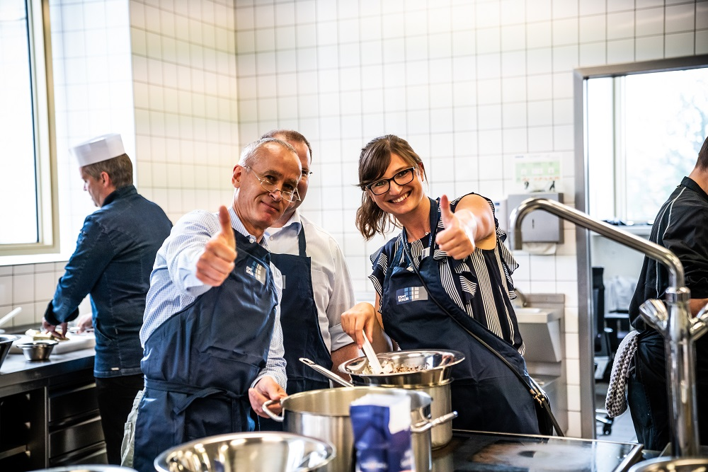 Bitkom Management Club Kochen