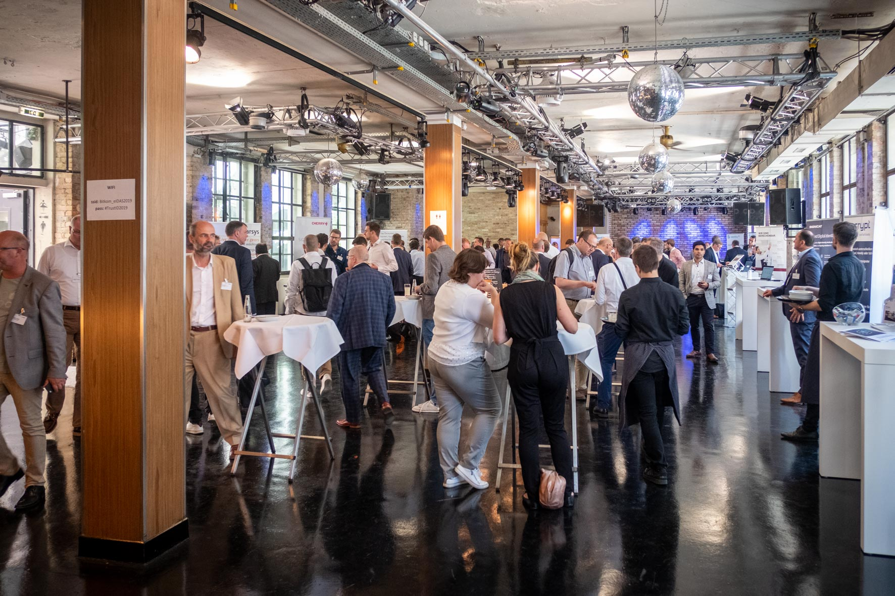 eIDAS Summit 2019 Networking