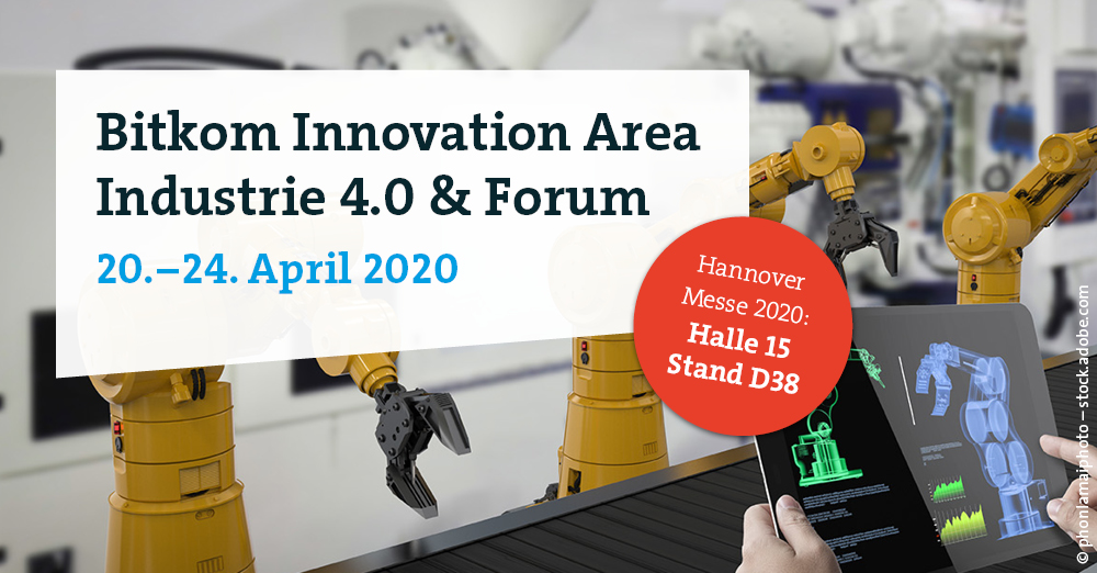 Keyvisual Hannover Messe