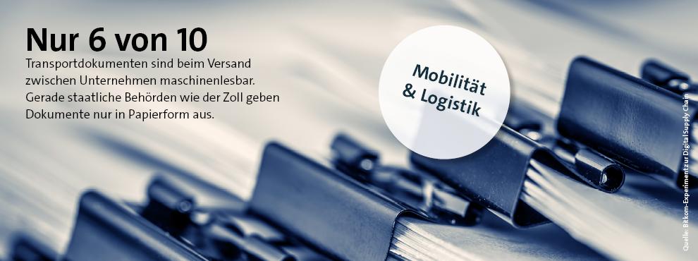 Infografik BTW 2021 Mobilität und Logistik