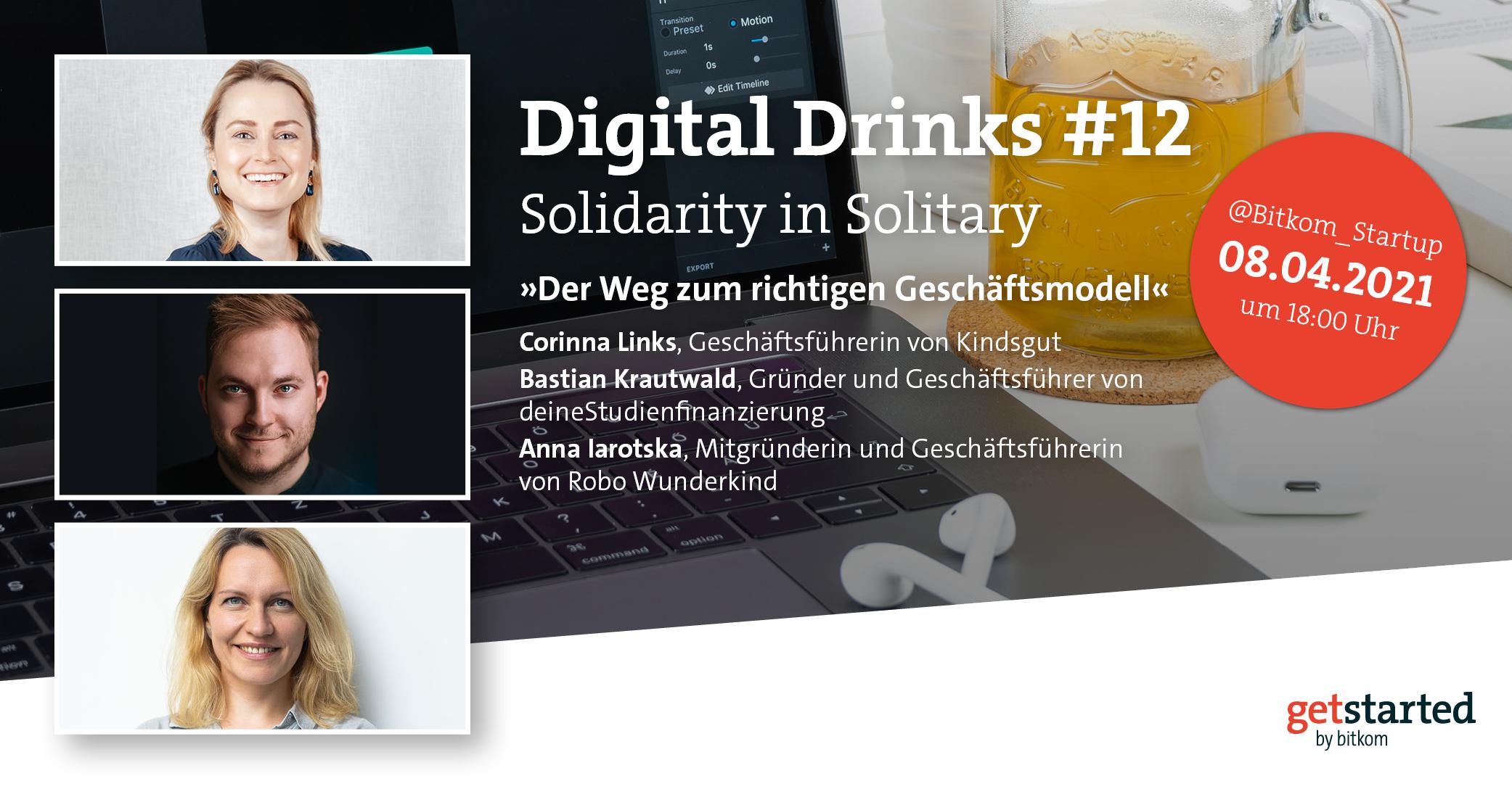 Digital Drinks #12