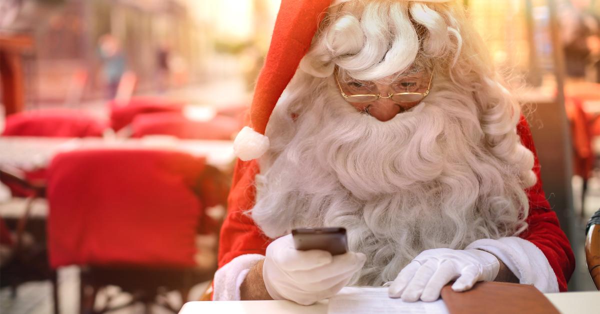 Weihnachtsgrüße Männer.Jeden Vierten Nerven Weihnachtsbeiträge In Den Sozialen Netzwerken
