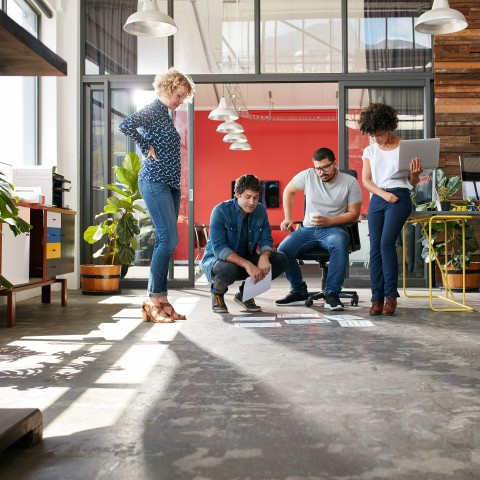 Mitarbeiter sind nur selten am Startup beteiligt