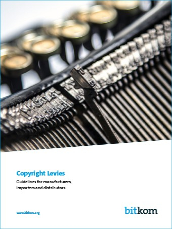 Copyright Levies: Guidelines for manufacturers, importers and